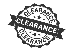Clearance website