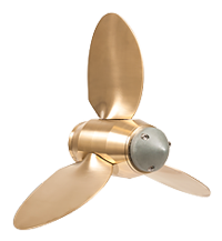 Max-Prop Easy automatic feathing propeller