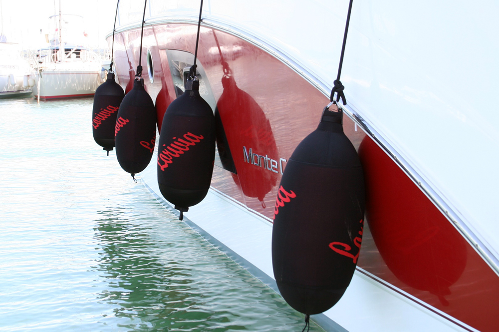 Fendertex boat fenders