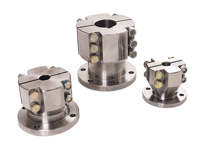 Split Shaft Couplings