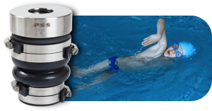Therapy and exercise pools PSS Shaft Seals
